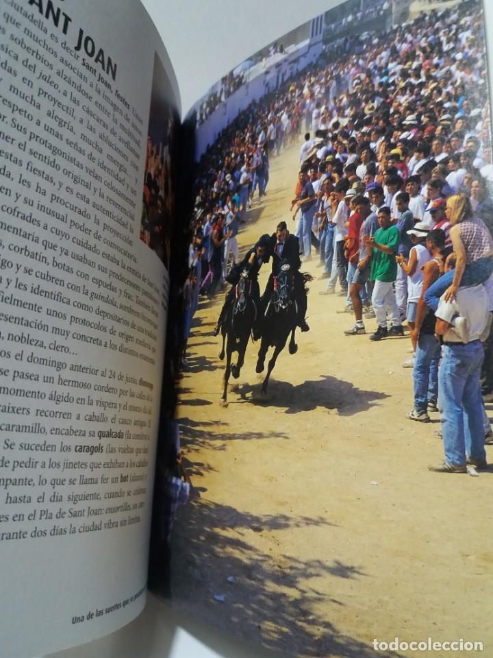 Libros: MAGNIFICA GUIA DE MENORCA CON TODO LO QUE HAY QUE CONOCER NUEVA DE LIBRERIA - Foto 43 - 222089400