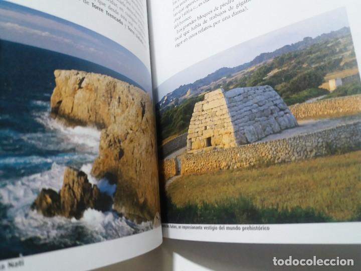 Libros: MAGNIFICA GUIA DE MENORCA CON TODO LO QUE HAY QUE CONOCER NUEVA DE LIBRERIA - Foto 44 - 222089400
