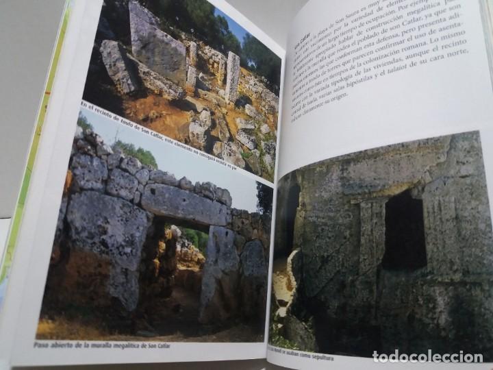 Libros: MAGNIFICA GUIA DE MENORCA CON TODO LO QUE HAY QUE CONOCER NUEVA DE LIBRERIA - Foto 45 - 222089400