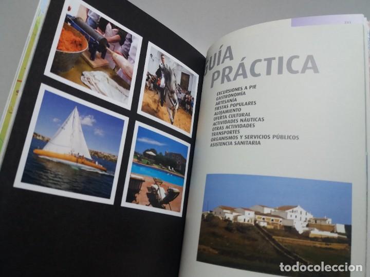 Libros: MAGNIFICA GUIA DE MENORCA CON TODO LO QUE HAY QUE CONOCER NUEVA DE LIBRERIA - Foto 49 - 222089400