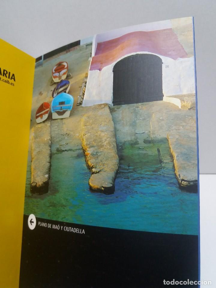 Libros: MAGNIFICA GUIA DE MENORCA CON TODO LO QUE HAY QUE CONOCER NUEVA DE LIBRERIA - Foto 50 - 222089400
