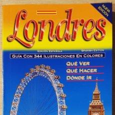 Libros: LONDRES - THOMAS BENACCI - 2010. Lote 222362035