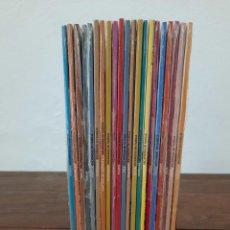 Libros: LOTE 21 GUIAS DE VIAJE: ROMA, PARIS, LONDRES, VENECIA, BERLIN, FLORENCIA... (PRECINTADAS). Lote 222401950