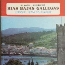 Libros: RÍAS BAJAS GALLETAS. EVEREST.. Lote 222479498