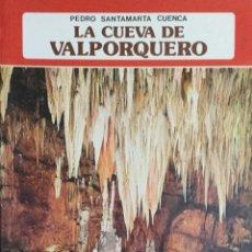 Libros: LA CUEVA DE VALPORQUERO. EVEREST. NUEVO. Lote 222480255