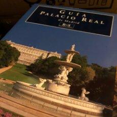 Libros: TÍA DEL PALACIO REAL DE MADRID. Lote 222708655