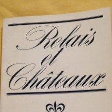 Livres: RELAIS ET CHATEAUX 1983 GUIA TURISTICA VARIOS IDIOMAS. Lote 223418126