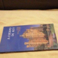 Libros: A CUERPO DE REY GUIA DE HOTELES CASTILLOS EN EUROPA VII LEGUAS VIAJES DEL SXXI. Lote 223532856
