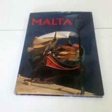 Libros: MALTA. GUÍA FOTOGRÁFICA EN INGLÉS.. Lote 225227820