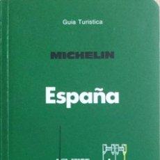 Libros: GUÍA TURISTICA ESPAÑA. MICHELÍN. NUEVA. Lote 225861992