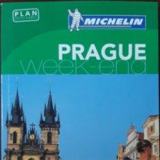 Libros: GUIA DE BOLSILLO MICHELIN PRAGUE WEEK-END. Lote 227019692