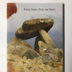 Libros: GUÍA DE VISITA. RIOJA ALAVESA. ESPACIO ARQUEOLÓGICO. EUSKERA Y CASTELLANO. Lote 227145865