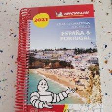 Libros: GUIA MICHELIN 2021 NUEVA. Lote 227958105