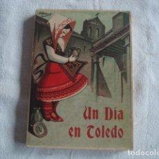 Libros: UN DÍA EN TOLEDO. P. RIERA VIDAL.. Lote 228217505