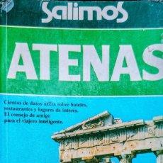 Libros: A T E N A S. S A L I M O S. Lote 235271515