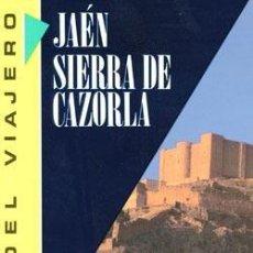 Libros: JAÉN, SIERRA DE CAZORLA. Lote 235651780