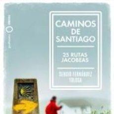 Libros: CAMINOS DE SANTIAGO. Lote 237085490