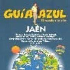 Libros: GUÍA AZUL. JAEN AÑO 2002. Lote 238446900