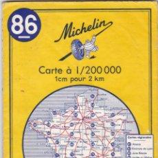 Livros: GUIA MICHELIN FRANCIA Nº86 LUCHON - PERPIGNAN AÑO 1971 VER FOTOS ADICIONALES DEL ESTADO. Lote 238752535
