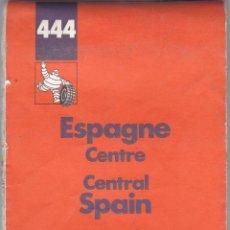 Libros: GUIA MICHELIN Nº 444 ESPAÑA MADRID CASTILLA LA MANCHA EXTREMADURA AÑO 1991 VER FOTOS ADIC. Lote 238808700