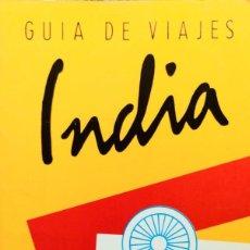 Livres: GUIA DE VIAJES. LA INDIA. PLAZA &JANES. Lote 239859325