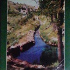 Libros: DESDE PONTONES A PINAR NEGRO (SIERRA DE SEGURA). PASO A PASO. OLAYO ALGUACIL. Lote 240588480