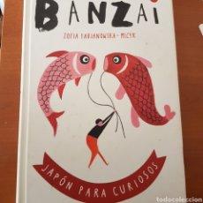 Libri: BANZAI JAPÓN PARA CURIOSOS. Lote 241423605