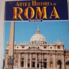 Libros: GUIA CULTURAL DE ROMA.. Lote 243006800