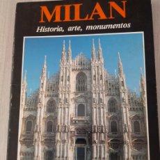 Libros: GUIA DE MILAN.IDIOMA CASTELLANO.. Lote 243007470