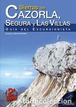 GUÍA DEL EXCURSIONISTA. CAZORLA, SEGURA Y LAS VILLAS (Libros Nuevos - Ocio - Guía de Viajes)