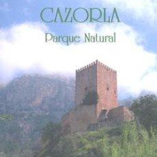 Libros: CAZORLA. PARQUE NATURAL.. Lote 245084175