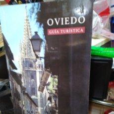 Libros: OVIEDO GUÍA TURÍSTICA-CARMEN RODRÍGUEZ MUÑOZ-EDITA TREA 1993. Lote 245169535