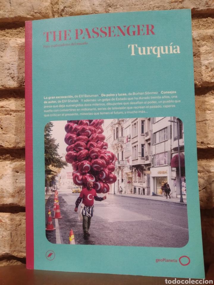THE PASSENGER - TURQUÍA AA. VV. GEOPLANETA (Libros Nuevos - Ocio - Guía de Viajes)