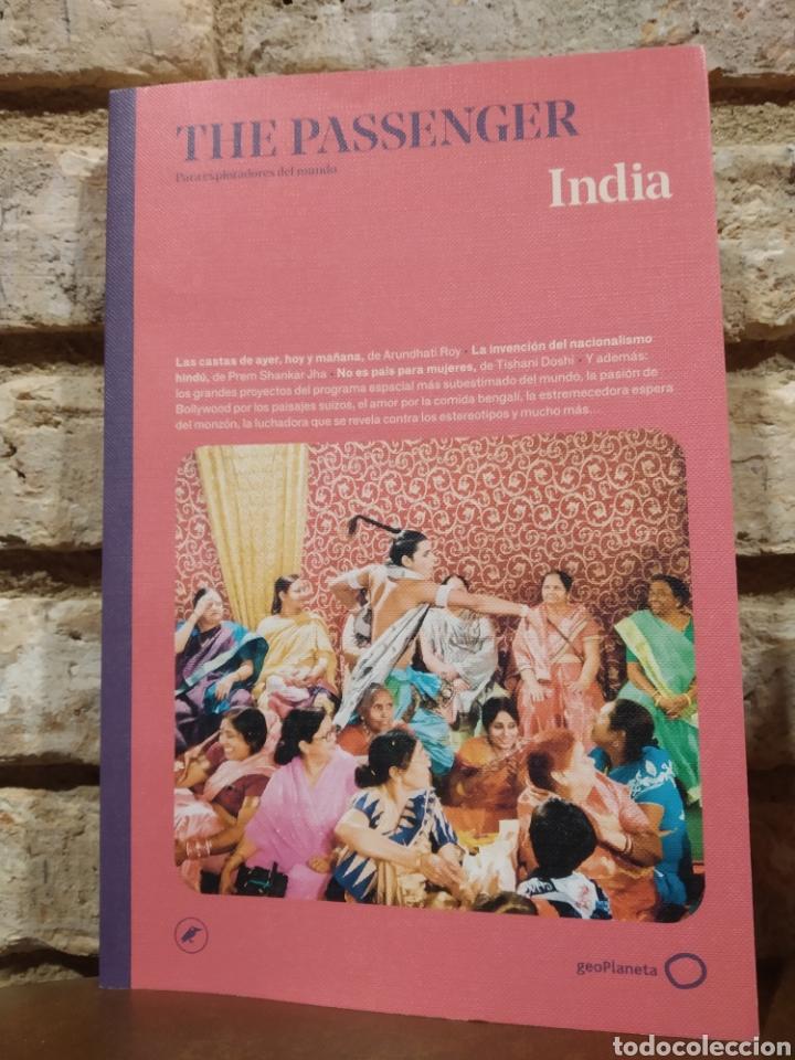 THE PASSENGER - INDIA. GEOPLANETA. LIBRO NUEVO (Libros Nuevos - Ocio - Guía de Viajes)