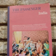 Libros: THE PASSENGER - INDIA. GEOPLANETA. LIBRO NUEVO. Lote 246802265