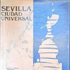 Libros: DETALLES DE SEVILLA CIUDAD UNIVERSAL - ESPAÑOL - TAPA BLANDA - DE BOLSILLO - 1992. Lote 246928585