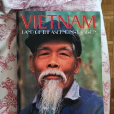 Libros: VIETNAM. LAND OF THE ASCENDING DRAGON. TIMES EDITIONS. Lote 252122490