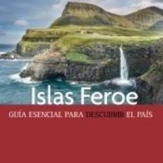 Livros: ISLAS FEROE. Lote 254510200
