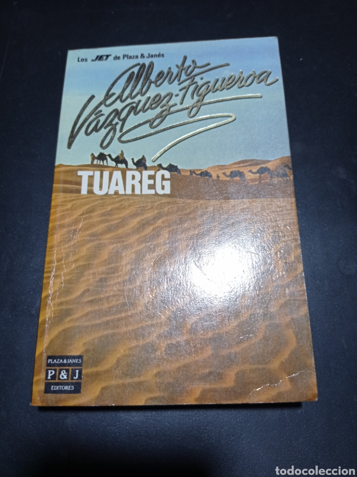 TUAREG . ALBERTO VAZQUEZ-FIGUEROA .PLAZA & JANES (Libros Nuevos - Ocio - Guía de Viajes)