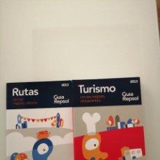 Libros: GUIA REPSOL 2013. Lote 257271835