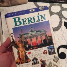 Libros: GUIA DE VIAJE DE BERLIN. Lote 257909415