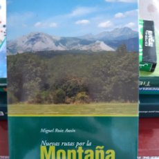 Libros: MONTAÑA PALENTINA MIGUEL RUIZ AUSIN. Lote 261669575