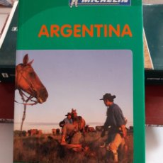 Libros: ARGENTINA GUIA MICHELIN. Lote 261669810
