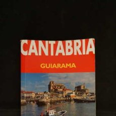 Libros: CANTABRIA GUIARAMA, ANAYA TOURING CLUB, AÑO 1999. Lote 263164350