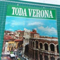 Livres: TODA VERONA. Lote 263234950