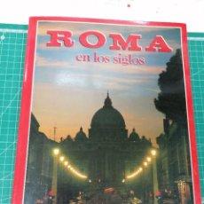 Libros: ROMA EN LOS SIGLOS. Lote 263235470