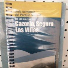 Libros: PACK RUMOR DE POEMAS + GUÍA COMPLETA DE CAZORLA, SEGURA Y LAS VILLAS. JAÉN. Lote 268592639