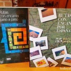 Libros: GUÍA DE RUTAS POR ESPAÑA. Lote 269298893