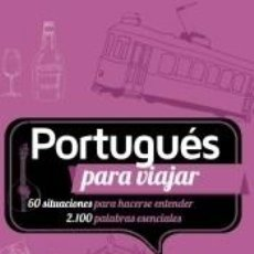 Libros: PORTUGUÉS PARA VIAJAR. Lote 269449043
