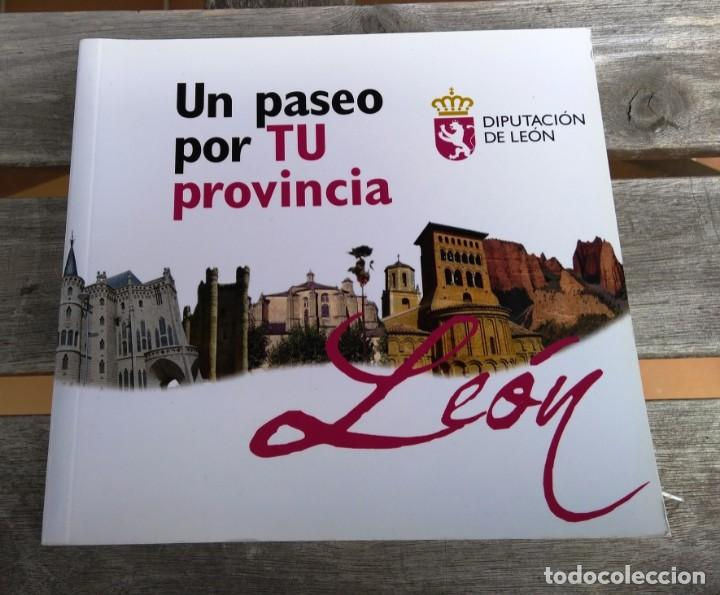 UN PASEO POR TU PROVINCIA, LEON (Libros Nuevos - Ocio - Guía de Viajes)